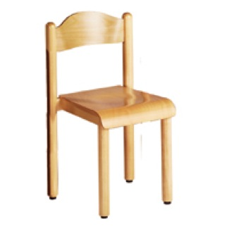 Stackable Chair Furniture Wooden Chairs