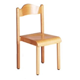 Large Stackable Chair Furniture Wooden Chairs