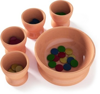 Small Bowl Montessori Materials Infant & Toddler