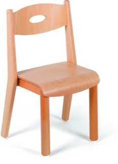 "Stackable Wooden Chair 10"" Tall Furniture Wooden Chairs"